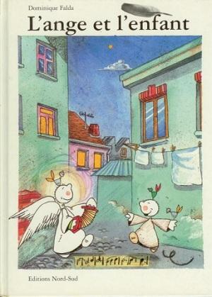 couverture l'ange et l'enfant 001
