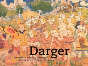 henry darger mélange de petites filles