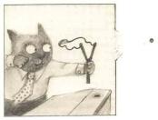 """Pas de baiser pour maman - Tomi Ungerer - L'école des loisirs,1976 pour la parution française. Voir l'article de Thérèse Willer sur ce grand auteur, publié sur le site Ricochet . Une histoire d'émotions et il y en a beaucoup ici car Jo est en colère, renfrogné... un livre qui touche et où l'impertinence parle d'amour, quoiqu'on en dise. Sortir du cadre pour dire, bousculer pour faire réfléchir. Pour cet album pourtant, Tomi Ungerer reçut en 1973, le """"prix du plus mauvais livre pour enfants dans une Amérique du """"politiquement correct"""" car Jo, le jeune héros de l'histoire lisait dans les WC!"""