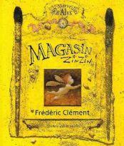 Aux Merveilles d'Alys Magasin ZinZin, Frédéric Clément - Ipomée – Albin Michel – 1995. L'histoire débute par un jeu bien connu des enfants, celui de la marchande. A l'occasion de l'anniversaire d'Alys, « marchande de merveilles », Frédéric Tic Tic, « colporteur de merveilles pour fêtes et anniversaires » lui écrit une lettre, afin de lui présenter ses trésors, amassés au fil de voyages littéraires et de lui trouver le cadeau idéal. Ce faisant, le jeu entraîne le lecteur dans l'univers symbolique des contes. Ici, la lettre est le récit-cadre d'un début et d'une fin de l'album, inscrivant l'histoire dans une double intrigue : quel cadeau pour Alys et qui peut bien être cette Alys ? Celle de Lewis Carroll ? L'album s'offre comme une boîte précieuse aux multiples trésors, espace infini d'histoires, propice au voyage du lecteur dans et hors du livre. Pour fêter les 20 ans de Magasin ZinZin, Frédéric Clément propose à chacun de déposer son témoignage, ses souvenirs de lecture ici . A vos plumes!