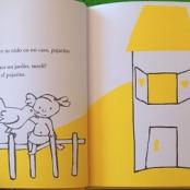 Petit-frère et petite-sœur - Elzbieta - Albin Michel - 2001. D'une tendresse et d'une grâce infinies, ce livre raconte en 7 chapitres le mystère de notre venue au monde, le soin apporté à l'arrivée du petit. Orfèvre de la métaphore, Elzbieta affectionne les personnages d'animaux anthropomorphes. Ils offrent une grande richesse de communication symbolique et un propos universel.